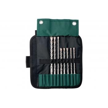 Складная сумка METABO SDS-plus Pro 4, 8 предметов (631715000)